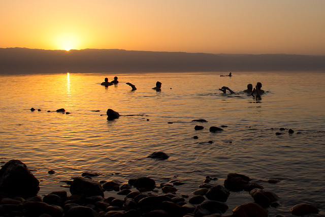 Healing properties of the dead sea by  TheBoth, on Flickr