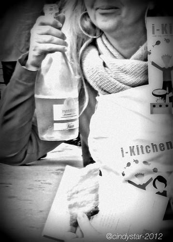 toasting to i-kitchen