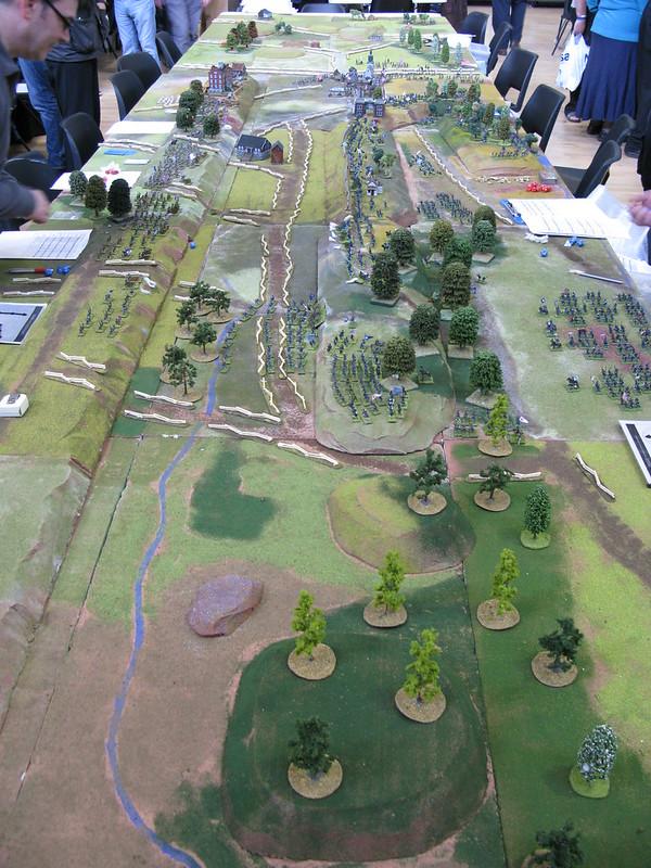 Gourock - Gettysburg Day 2 (5)