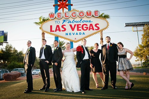 Bad-ass Las Vegas Wedding