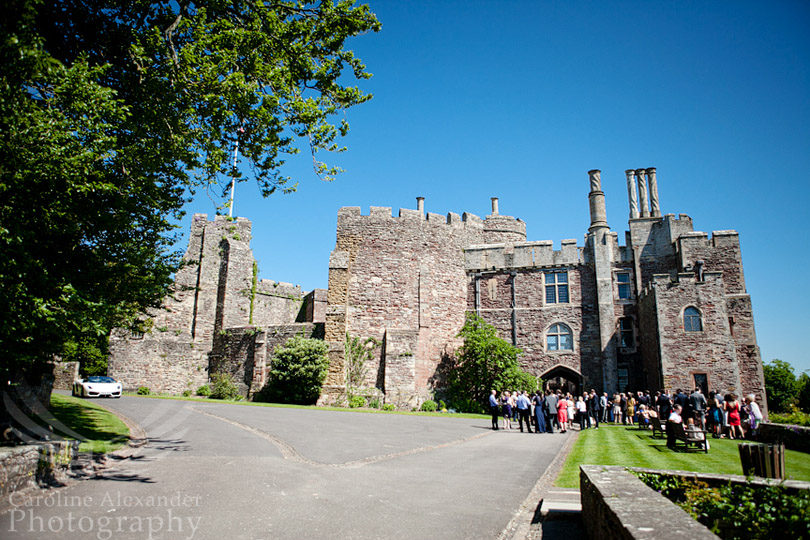 27 Berkeley Castle Wedding Photographer