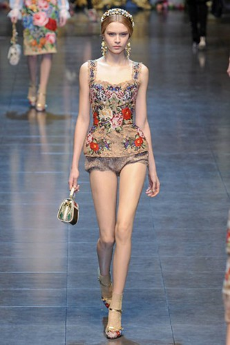 dolce and gabbana CreateGirl