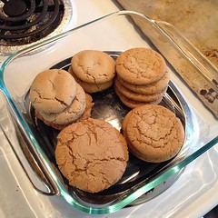 Fresh Chocolate Chipless Cookies for Me!!!