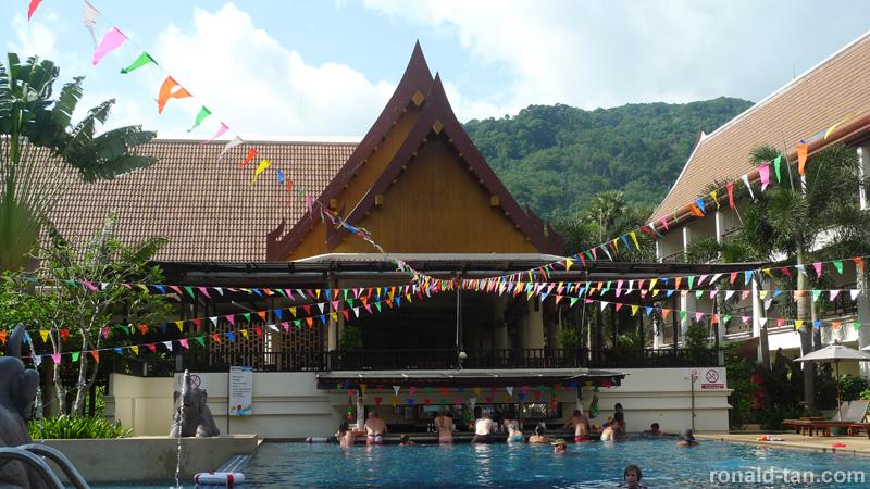 Deevana Patong Resort & Spa, Phuket, Thailand