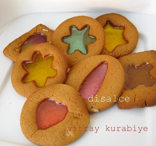 vitray kurabiye