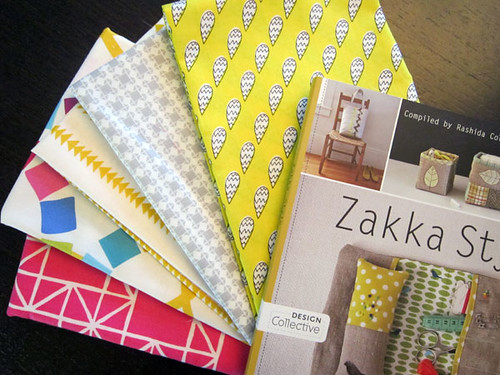Quilt Blocks, Monsterz, Zakka Style