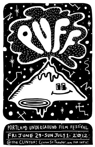 2012 Portland Underground Film Festival