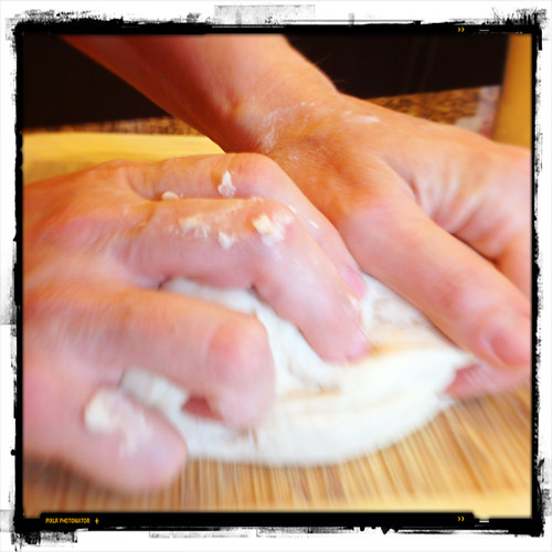 "Making ""The Best-Ever Pizza Dough"""