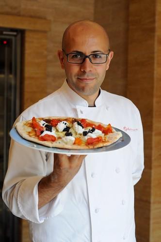 Chef Pasqualino Barbasso @ Palio, RWS