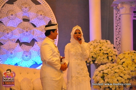 Majlis Resepsi Perkahwinan Akma
