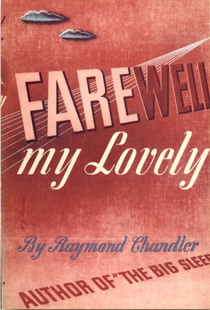 chandler farewell my lovely first edition