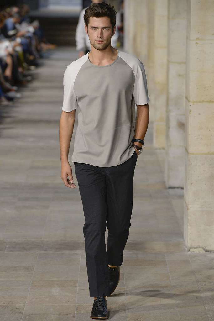 SS13 Paris Hermes035_Sean O'Pry(VOGUE)