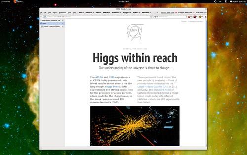 The Higgs boson
