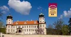 Světové dědictví UNESCO 2012 na zámku Křivoklát a v Mníšku