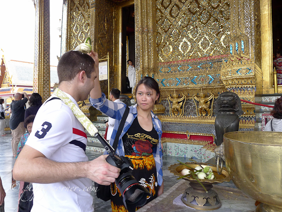 Wat Phra Kaew, Temple of the Emerald Buddha Bangkok