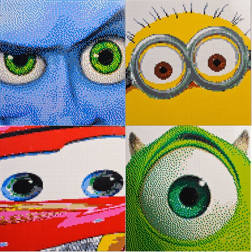 Kids Mosaics