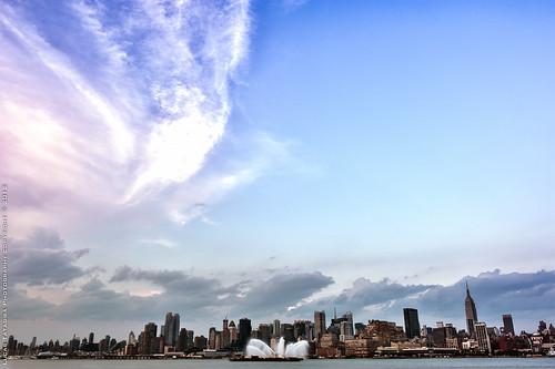 """New York City-The City that Never Sleeps"""