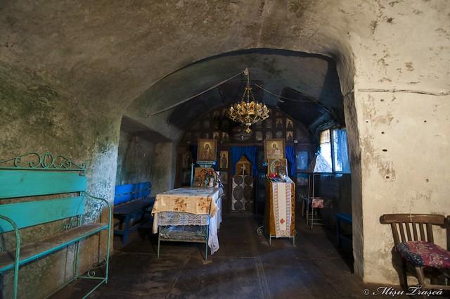 Biserică rupestră