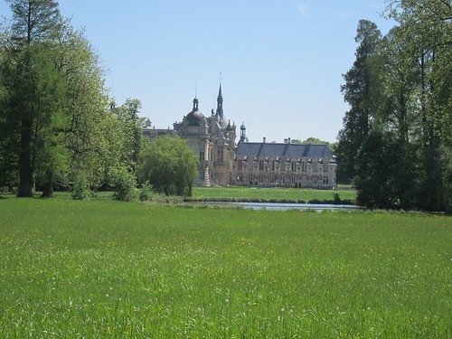 The English Garden Chantilly