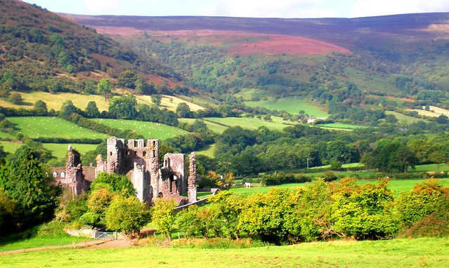 Llanthony Priory Black Mountains #dailyshoot