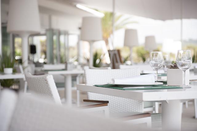 Atzaró Beach, Ibiza beach restaurant