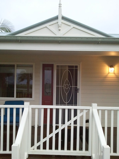 queenslander front door flickr photo sharing