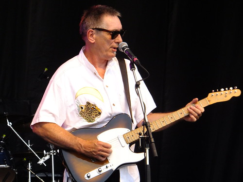 Terry Gillespie at Ottawa Bluesfest 2012