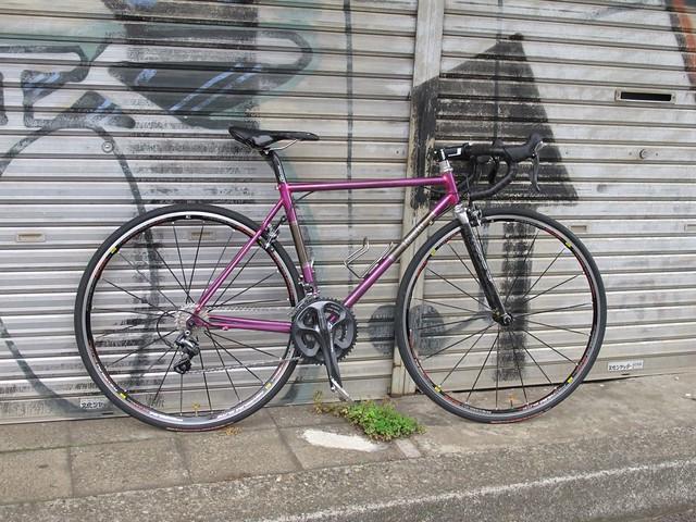Mr,MT'S Road bike