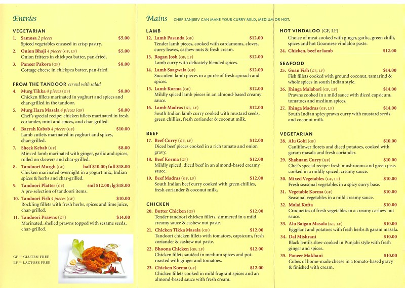 Mishra's menu 2 1