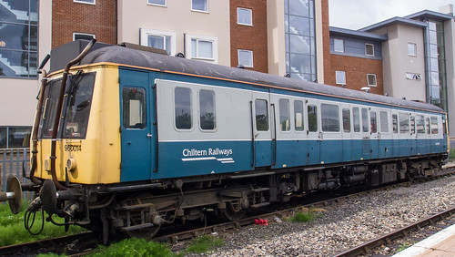 Chiltern Railways 960014 at Aylesbury (55022)