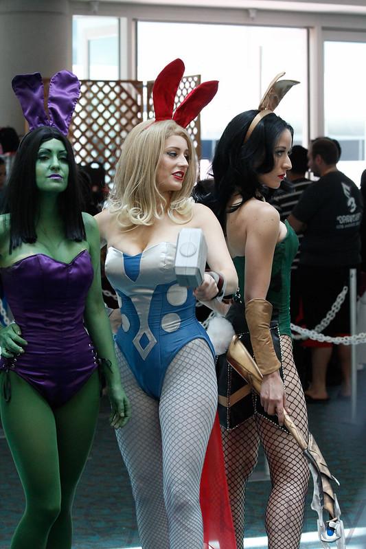 Avenger bunnies