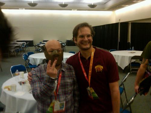 Comic-Con Bryan Slade