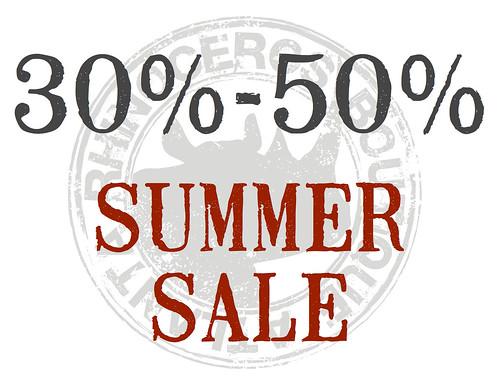 30%-50% SALE