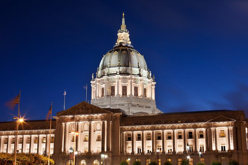 Hotels Near Civic Center Plaza San Francisco