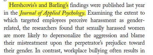 Herhcovic's and Barling's findings in the Journal of Applied Psychology