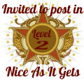 Nice As It Gets Level 2 invite