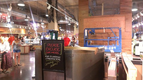 New Pub Under Construction @ Whole Foods Market Old Town