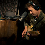 Wed, 23/05/2012 - 12:12pm - Chuck Prophet performs live in Studio A on 5/23/2012. Photo by Claire Lorenzo