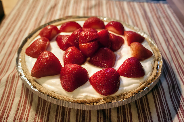 My First Cheesecake - Sweet and Savoring [photo by Andy Milford]
