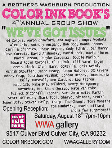 group show at WWA Gallery