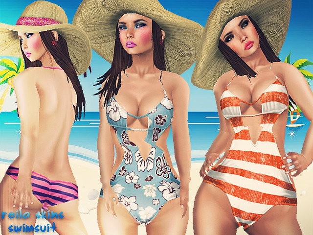Reila Skins - Swimsuit