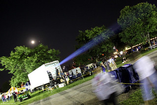 Traverse City Film Fest 2012 ~ Open Space Projection Trailer