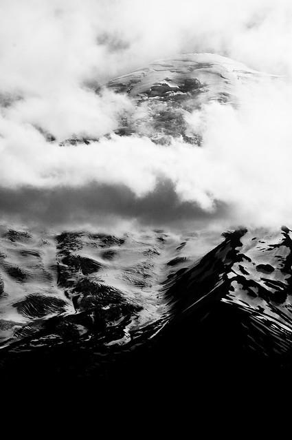Head in the Clouds (B&W)