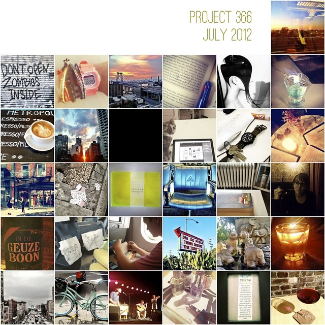 Project 366: July