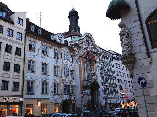 Asamkirche - Sendlinger Straße