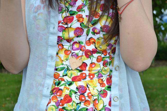 daisybutter - UK Style and Fashion Blog: what i wore, wiwt, ootd, british fashion, SS12, j crew hello world
