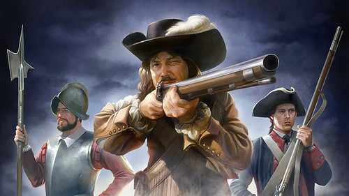 Project Truman Revealed as Europa Universalis IV