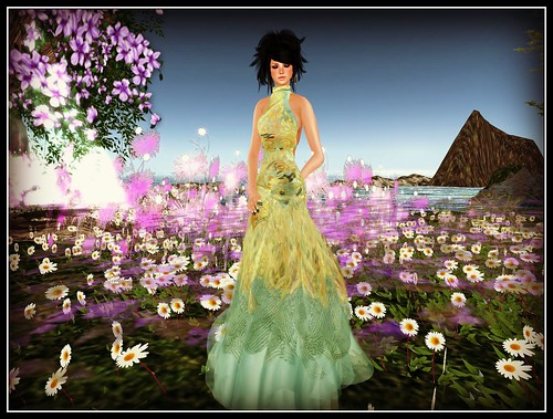 Desir - Lena dress August Group Gift by Cherokeeh Asteria