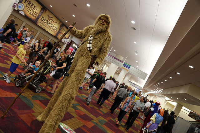 Giant Wookie