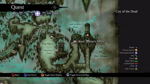 Soularbitor's Maze
